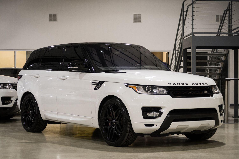 Range Rover San Antonio >> 2016 Land Rover Range Rover Sport For Sale In San Antonio Tx