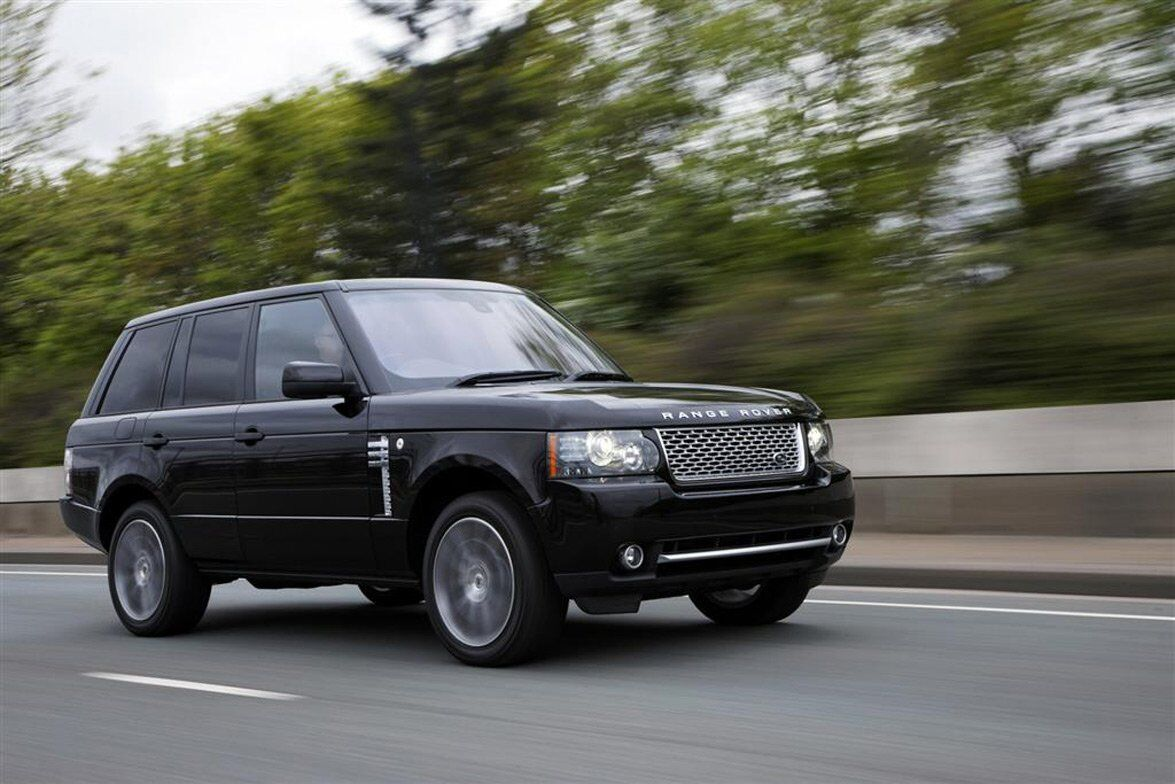 2011 Land Rover Range Rover For Sale in Boerne