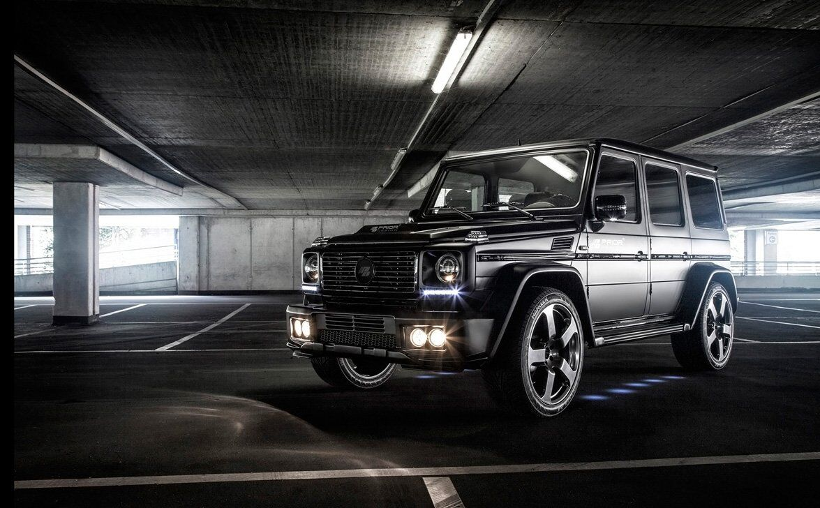 Used 2014 Mercedes G-Class For Sale in Boerne