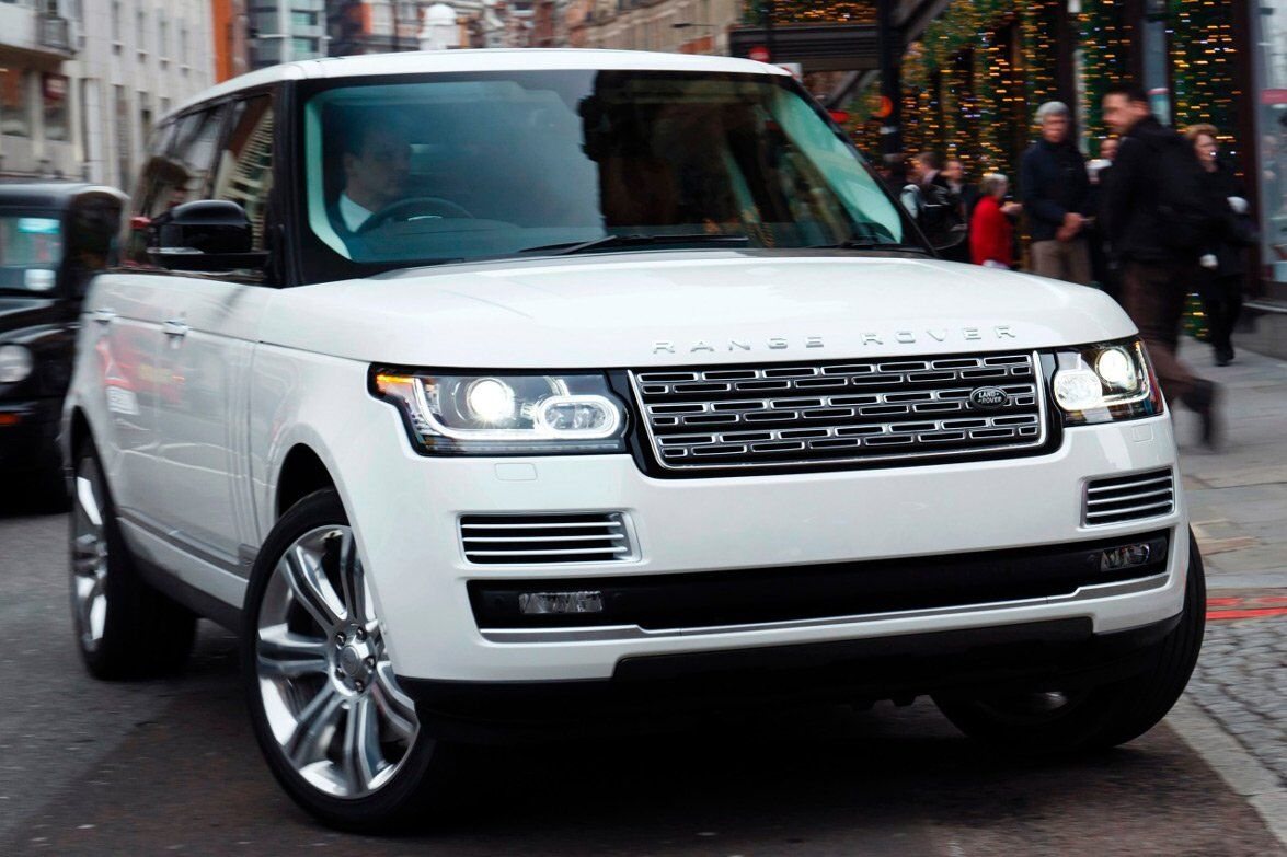 2014 Land Rover Range Rover Supercharged For Sale in Boerne