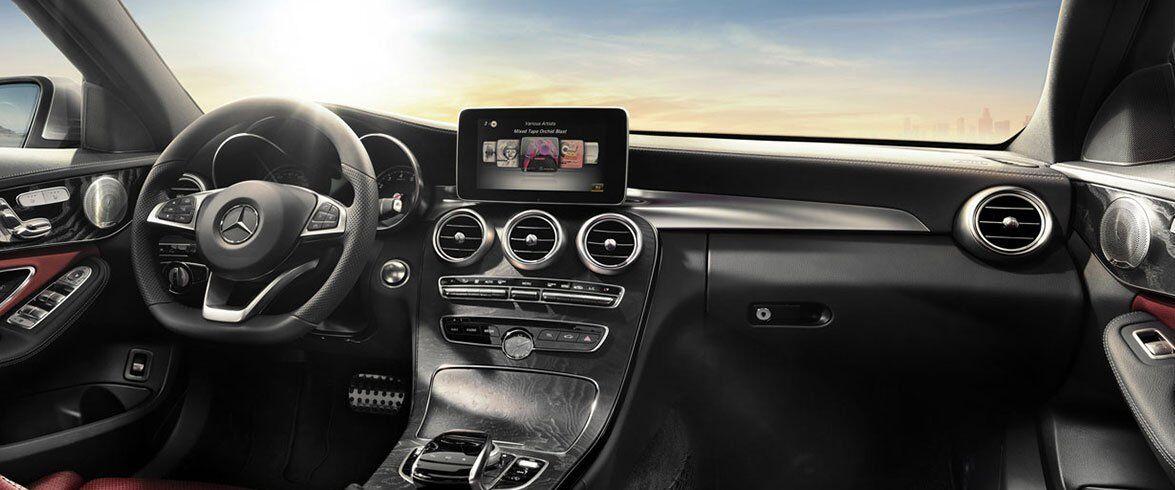 Used 2015 Mercedes-Benz C300 Sedan For Sale In Boerne, Texas at Mark Motors