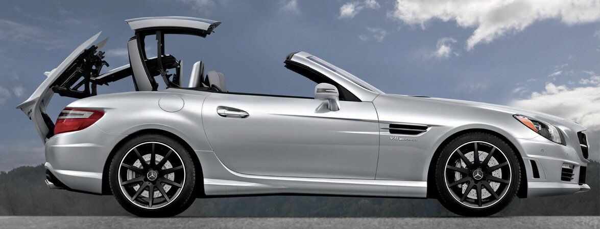Used 2015 Mercedes-Benz SLK-Class in Boerne, Texas at Mark Motors