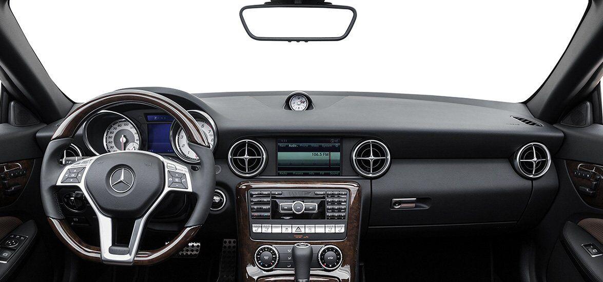 Used 2015 Mercedes-Benz SLK350 For Sale In Boerne, Texas at Mark Motors
