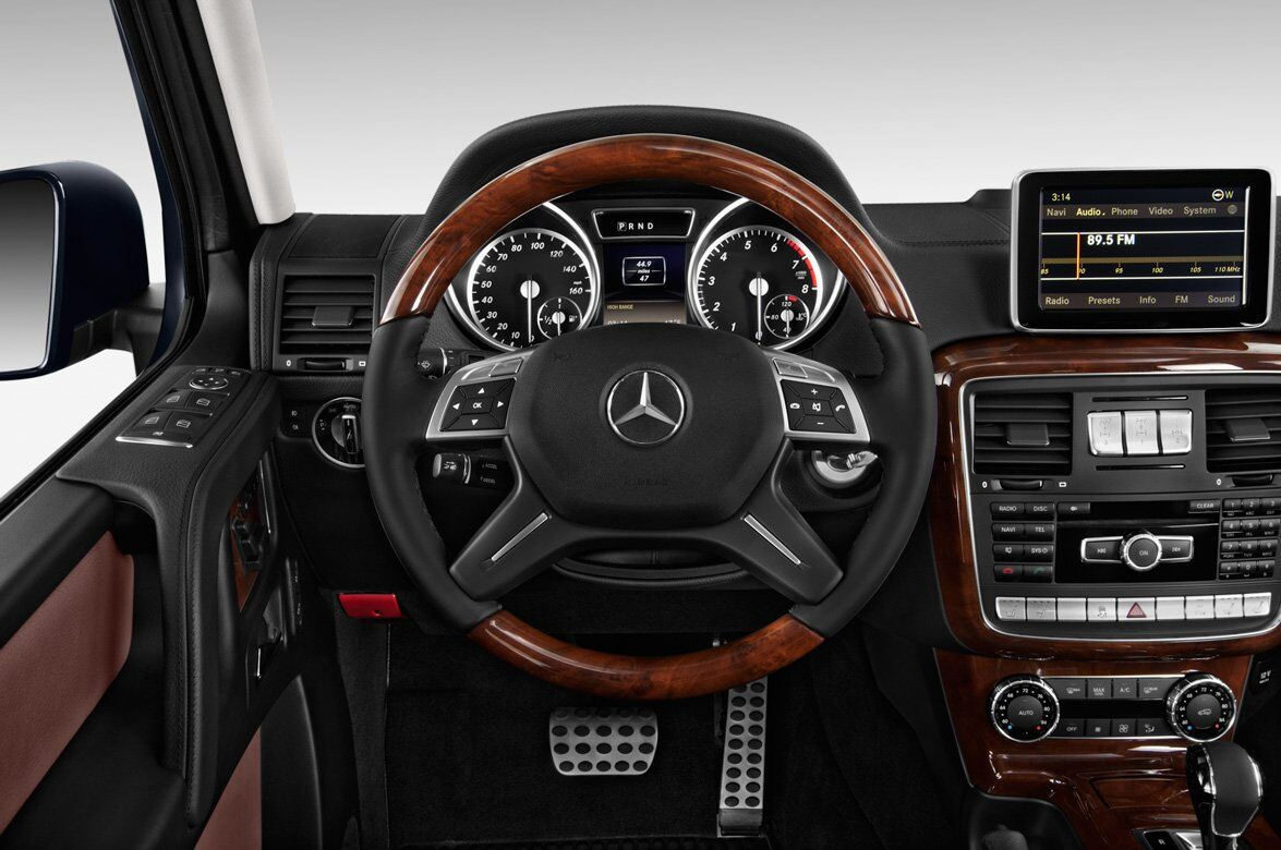 Used 2015 Mercedes G-Class For Sale in Boerne