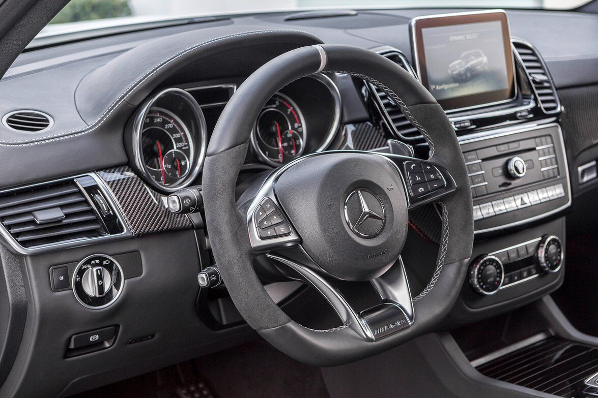 Used 2016 Mercedes GLE350 For Sale in Boerne