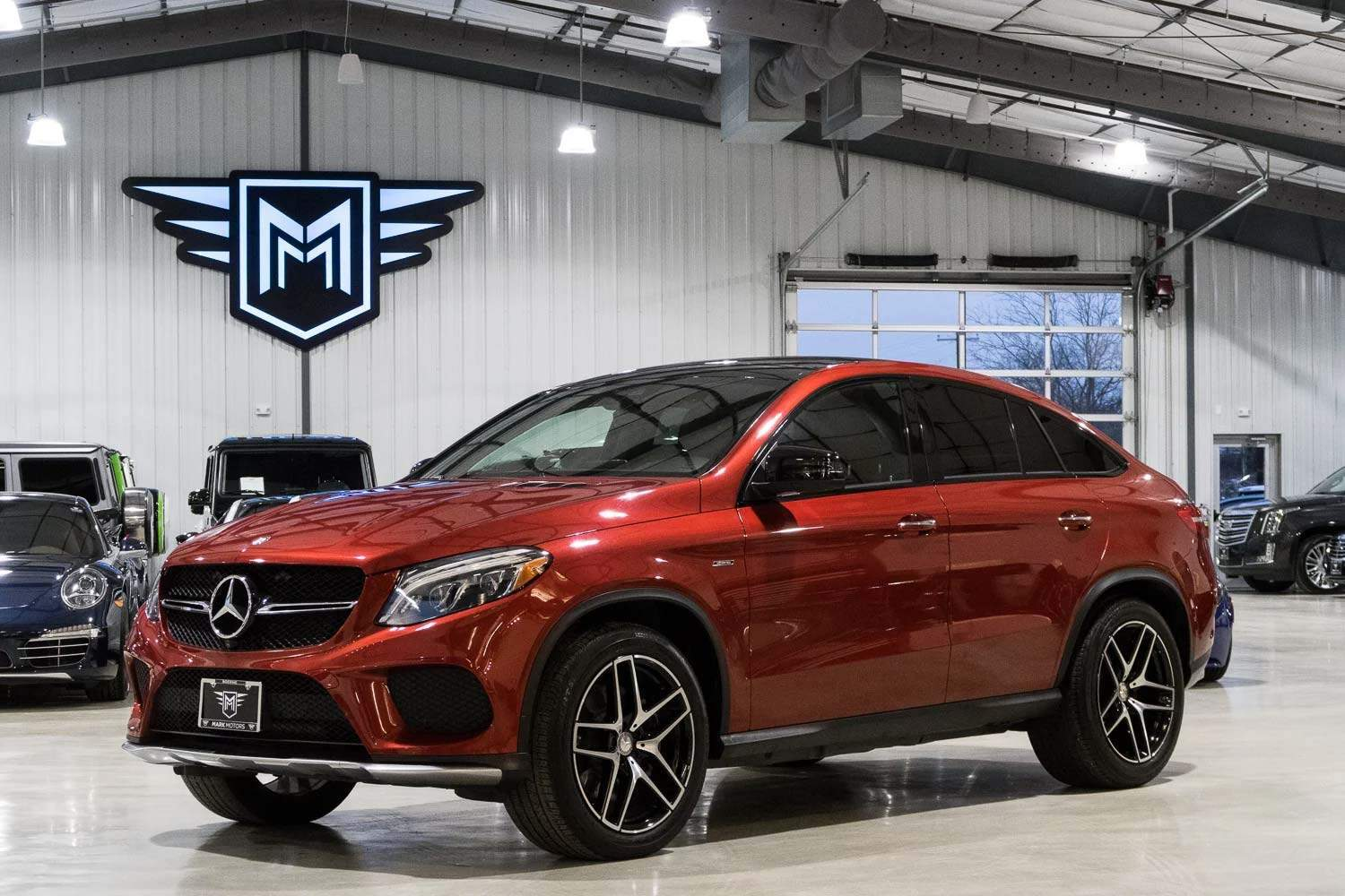 2016 mercedes benz gle 450 amg for sale in san antonio new 2016