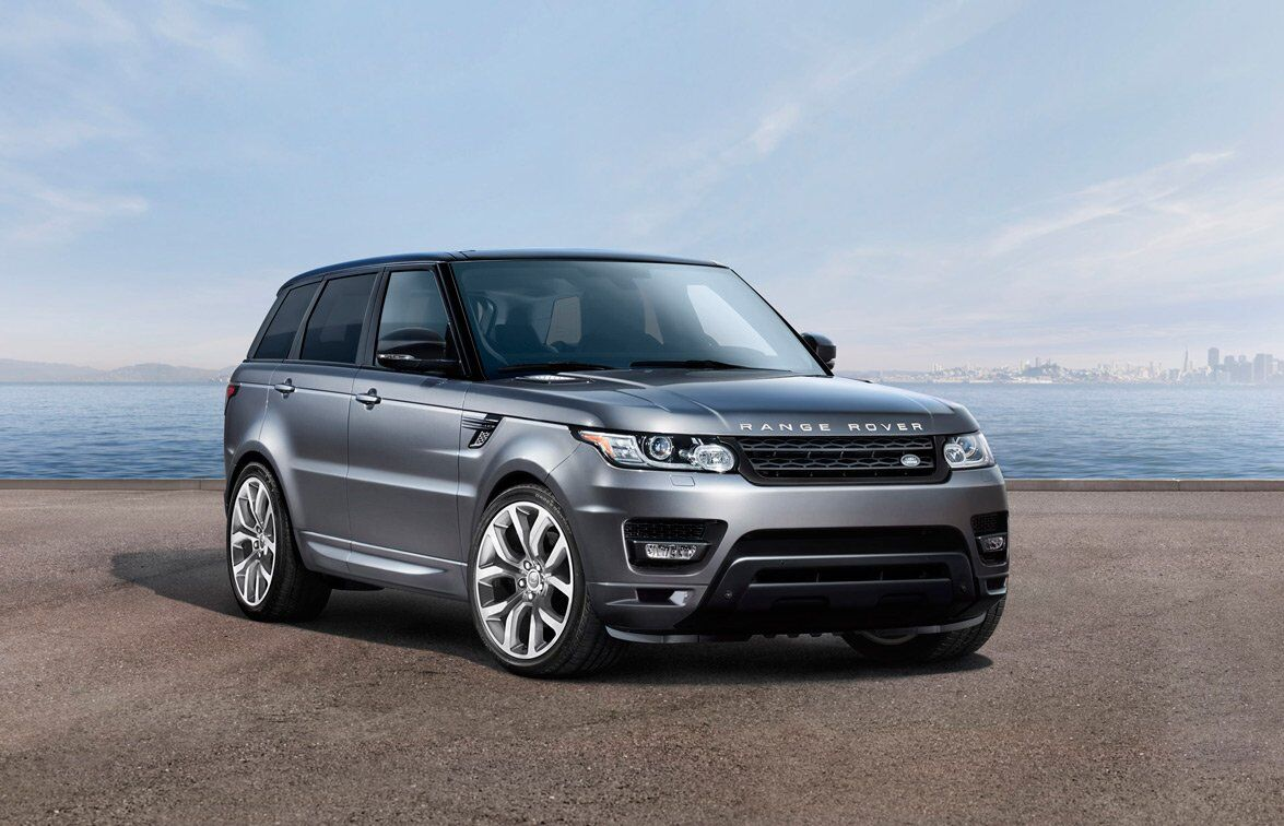 Used 2016 Range Rover Land Rover Sport For Sale in Boerne