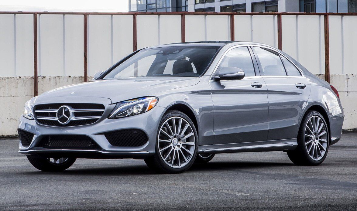 Used 2016 Mercedes C-Class For Sale in Boerne