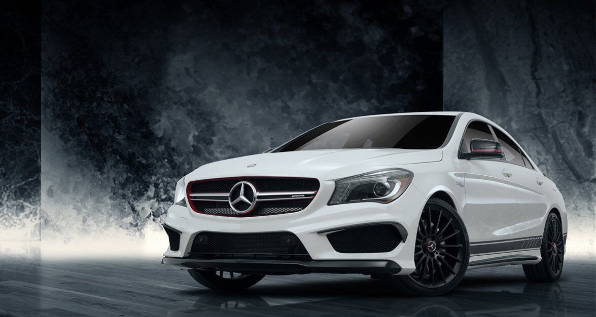 Used 2015 Mercedes-Benz CLA45 For Sale In Boerne, Texas at Mark Motors