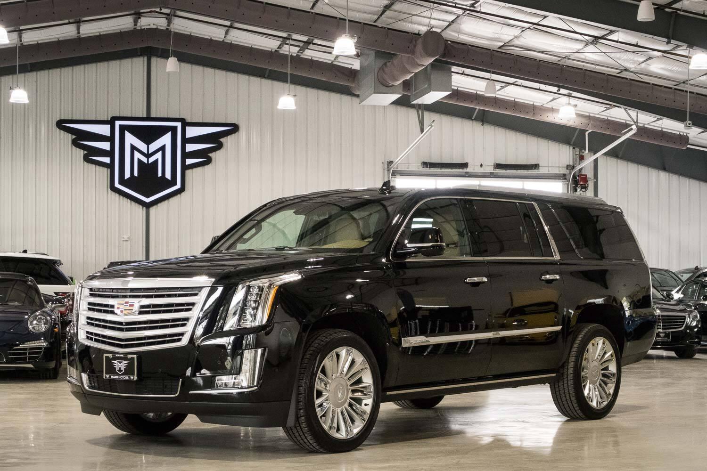 2017 Cadillac Escalade For sale in San Antonio