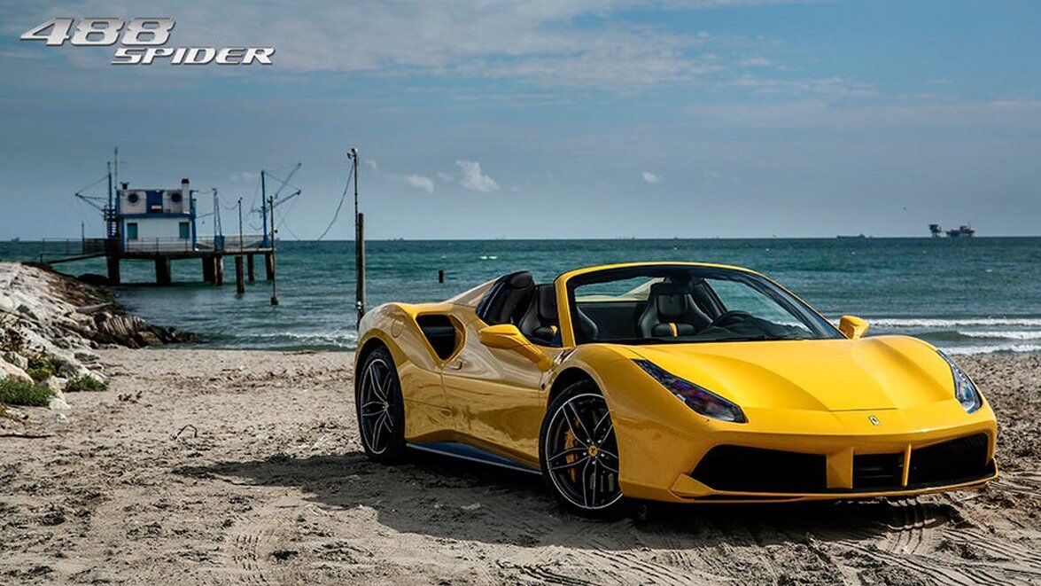 inventory sale wrecked exotic spider ferraris modena for htm used ferrari repairable