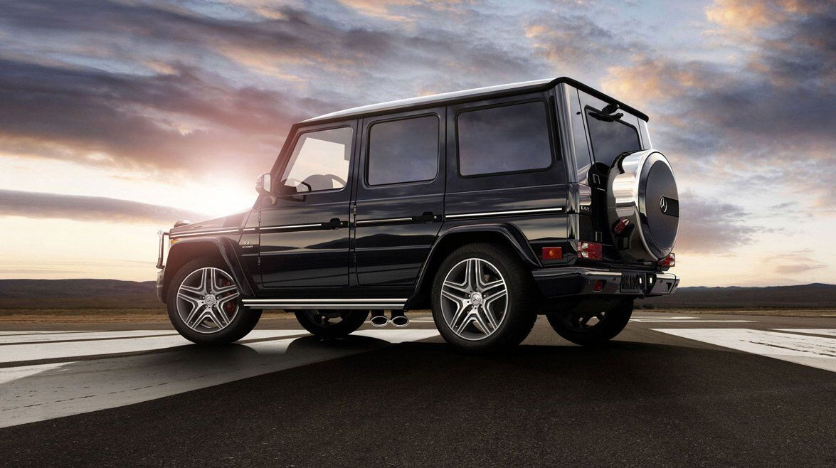 Used 2017 Mercedes G-Class For Sale in Boerne