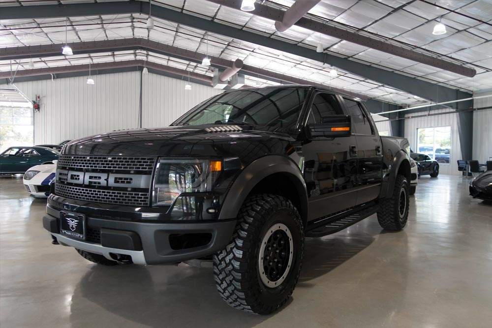 2017 Ford F-150 Raptor for sale in Boerne