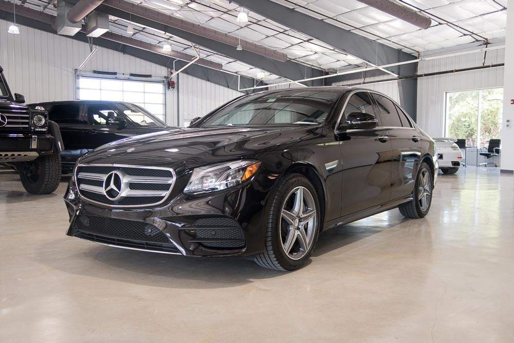 2017 Mercedes Benz E Class Sedan For Sale In San Antonio Tx