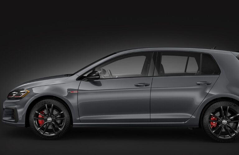 Gret 2019 VW Golf GTI Rabbit Edition
