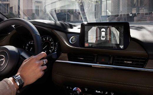 2018 Mazda6 i-Activesense