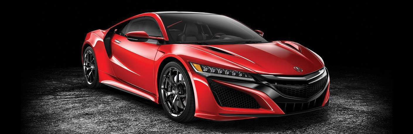 2017 Acura NSX San Francisco Bay Area CA