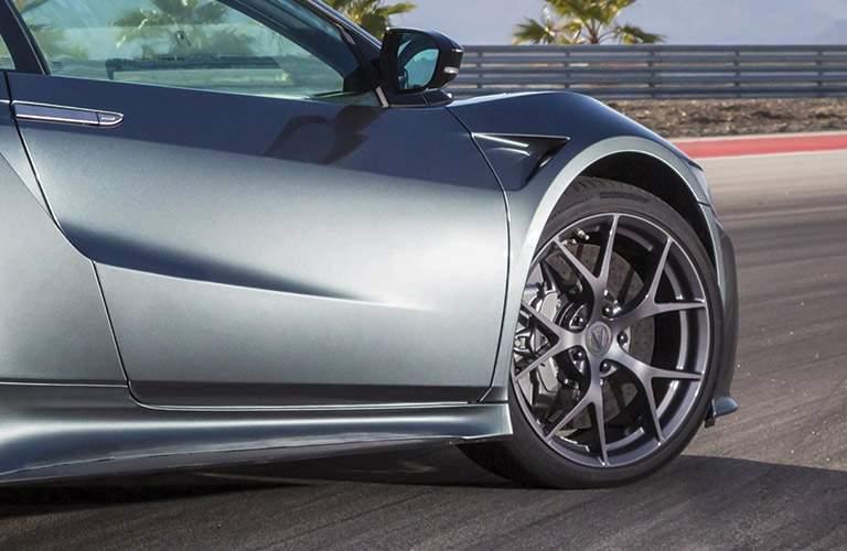 2017 Acura NSX San Francisco Bay Area CA Wheels