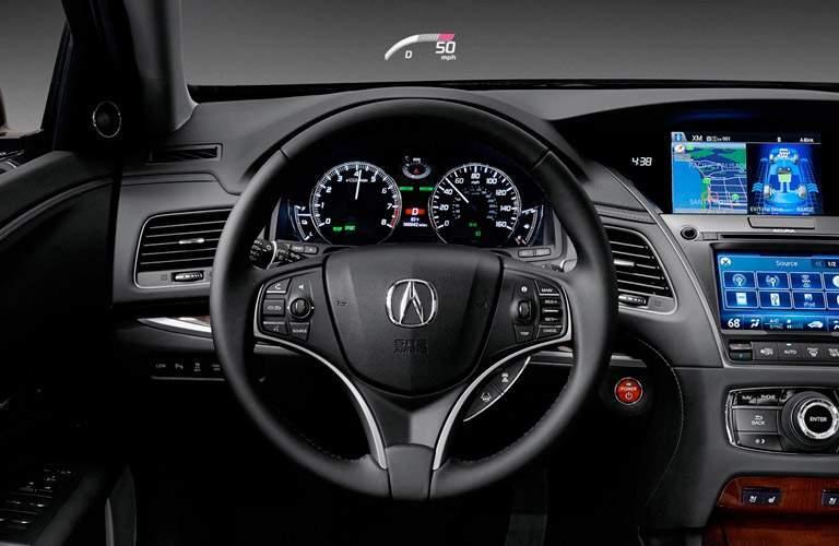 2017 Acura RLX Bay Area CA Technology
