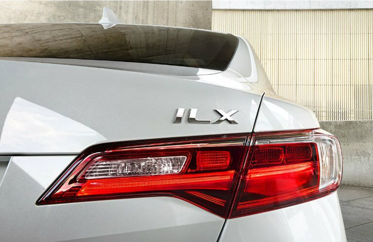 2017 Acura ILX exterior styling