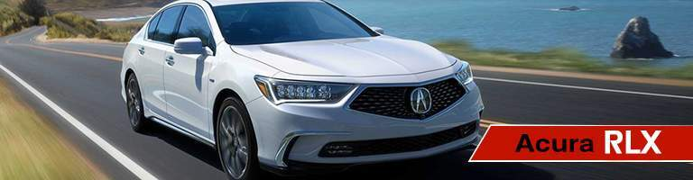 2018 Acura RLX Marin County and Bay Area CA