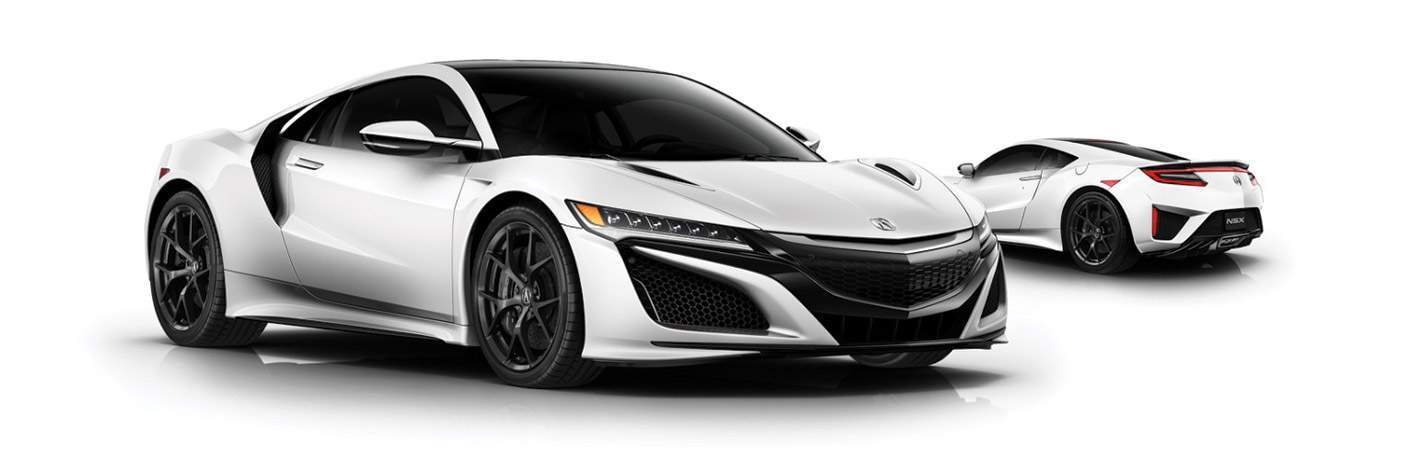 2017 Acura NSX Supercar Washington D.C.