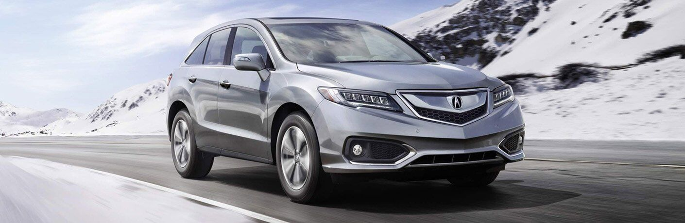 2017 Acura RDX Technology vs Advance Package
