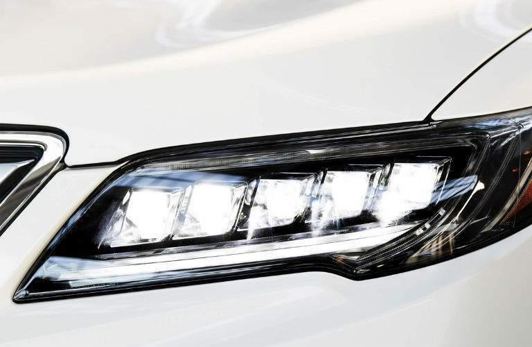 2018 Acura RDX Headlights