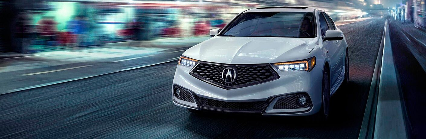 2019 Acura TLX exterior front