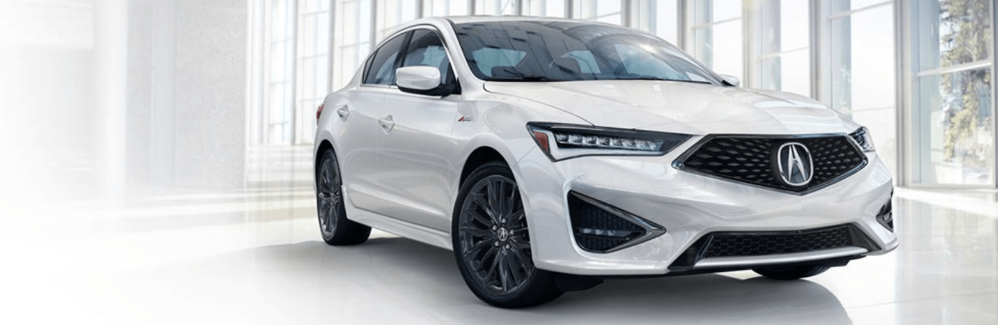 2019 Acura ILX A-Spec Package full view
