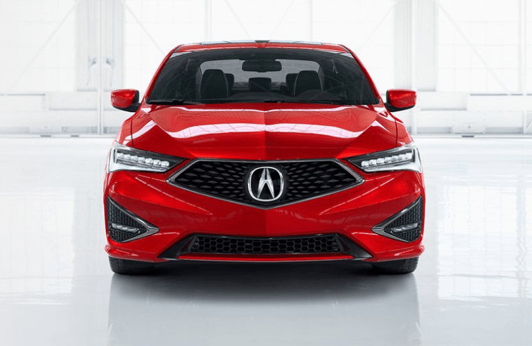2019 Acura ILX A-Spec Package exterior front