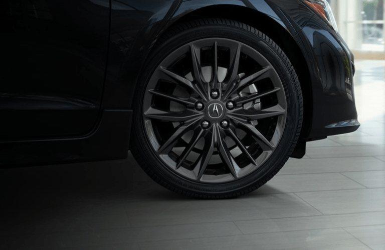 2019 Acura ILX A-Spec Package wheel base