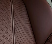 V-6 Exclusive Leather Seats