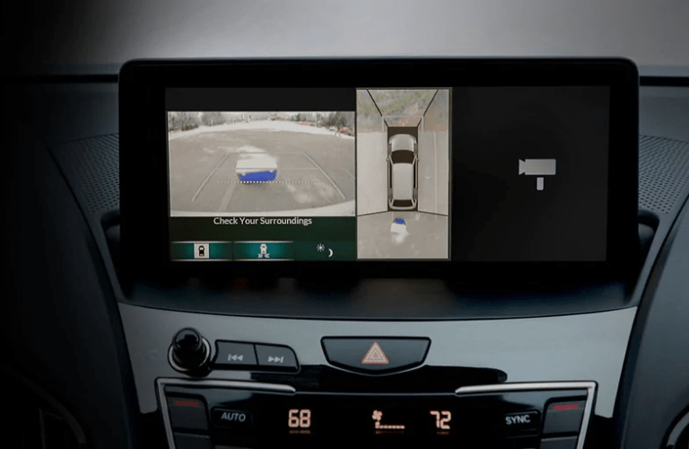 2019 Acura RDX Advance Package backup camera
