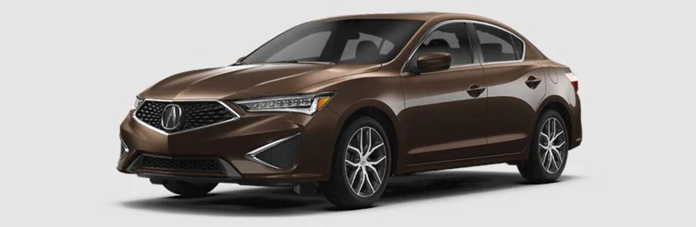 2020 Acura ILX Premium Package in Canyon Bronze Metallic
