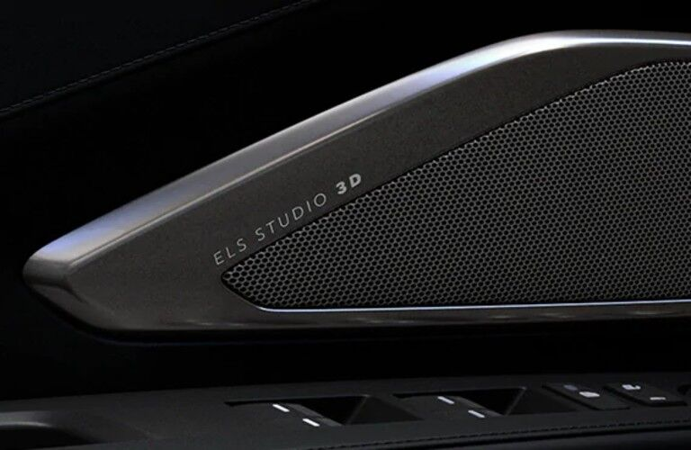 Close up of the ELS Studio 3D speaker in the 2020 Acura RDX Advance Package