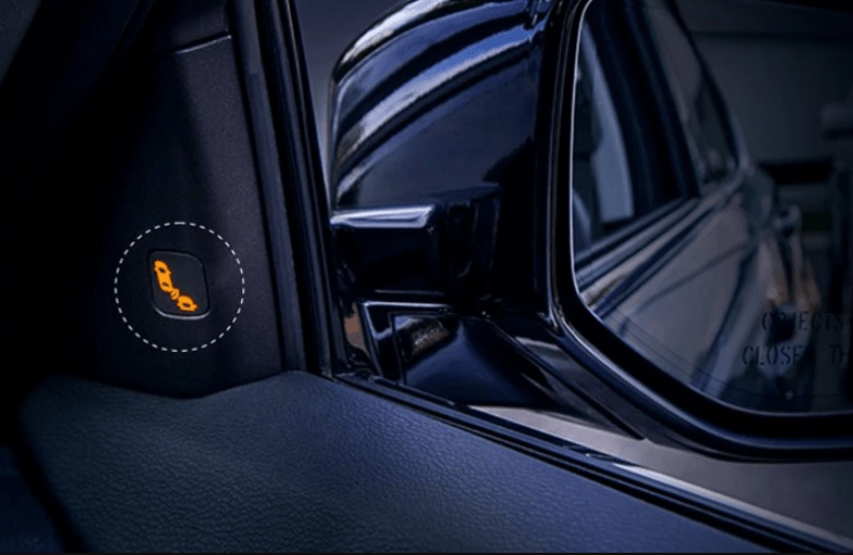 2020 Acura TLX Technology Package blind spot warning