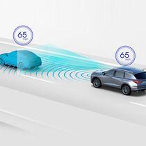 Adaptive Cruise Control (ACC) with Low-Speed Follow *