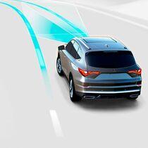Lane Keeping Assist System (LKAS)*