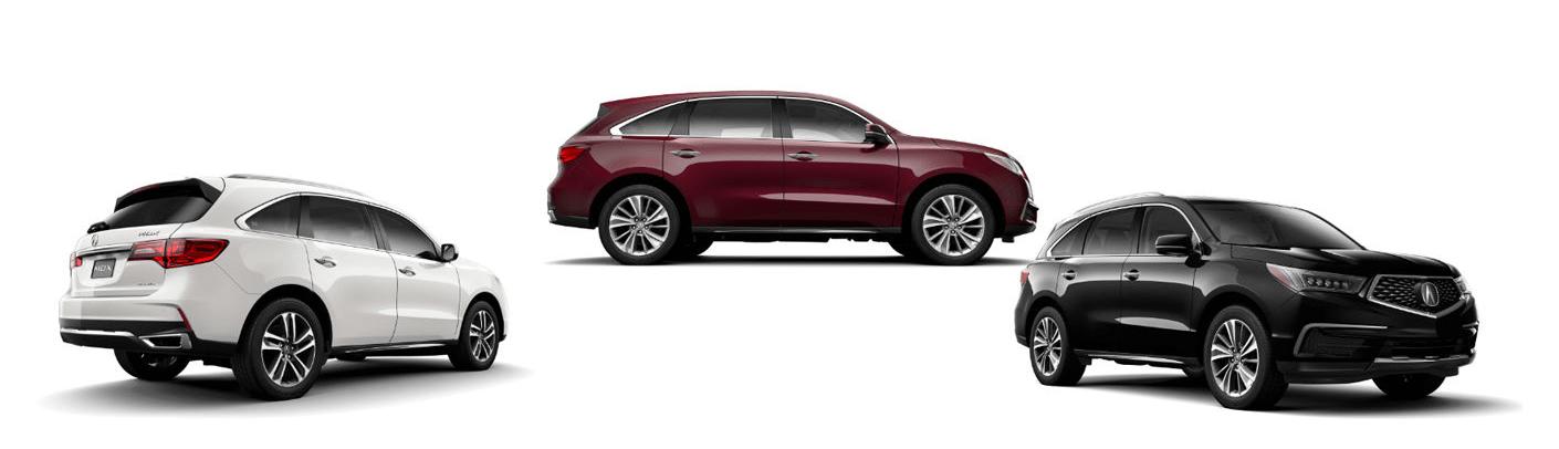 2018 Acura MDX Models