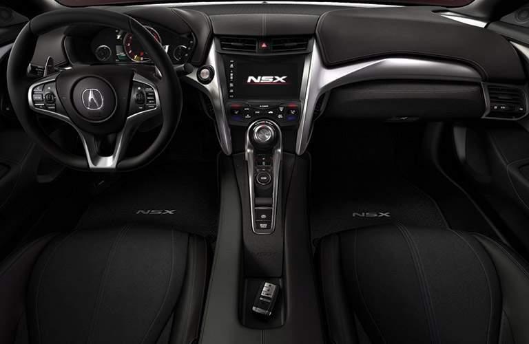 2017 Acura NSX Seats