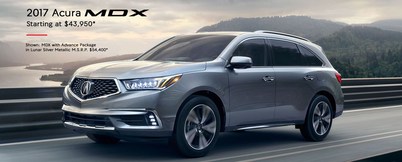 Acura MDX In DC DC Acura Dealer In Woodbridge VA Near Lorton - Lease an acura
