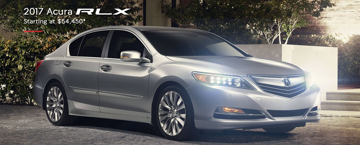 2017 Acura Rlx Lease Offers Specials In Fairfax Virginia