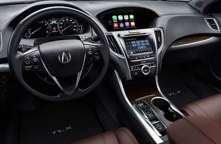 2018 Acura TLX Driver's Side Interior