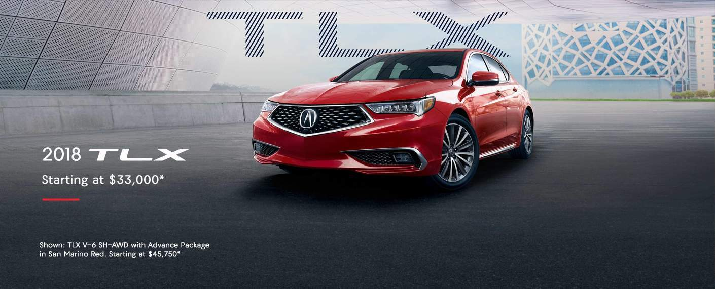 Acura TLX Lease Offers Fairfax Tysons Corner VA DC - Lease an acura