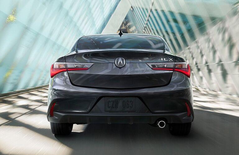 2019 Acura ILX exterior rear