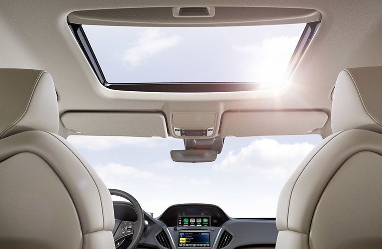 2019 Acura MDX moonroof