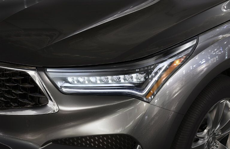 2019 Acura RDX Headlight