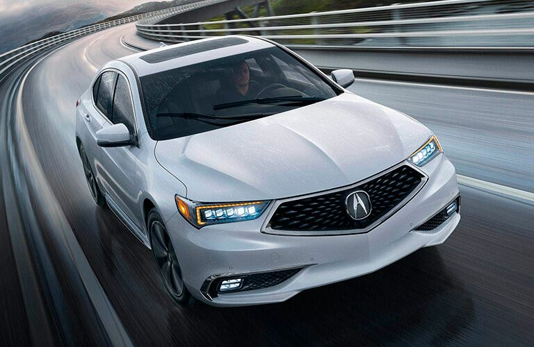 2019 Acura TLX A-Spec Washington D.C.