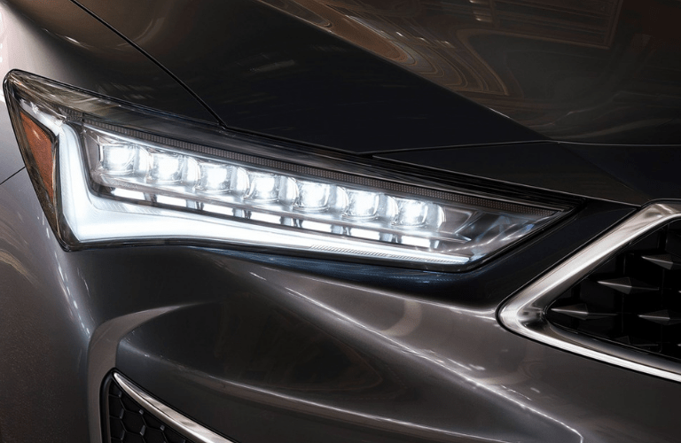 2019 Acura ILX Technology Package headlight